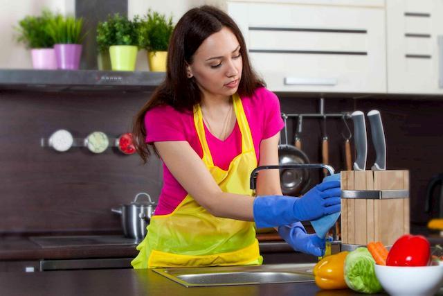 домработница мир семьи